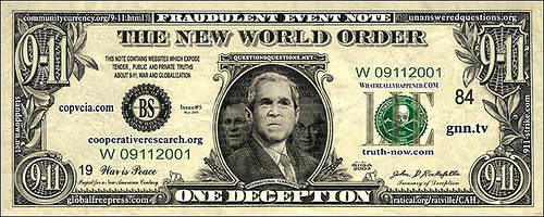 Bush and America's New World Order…