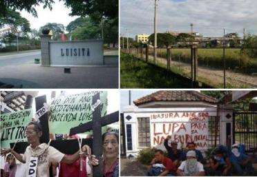 Hacienda Luisita and Land Reform.