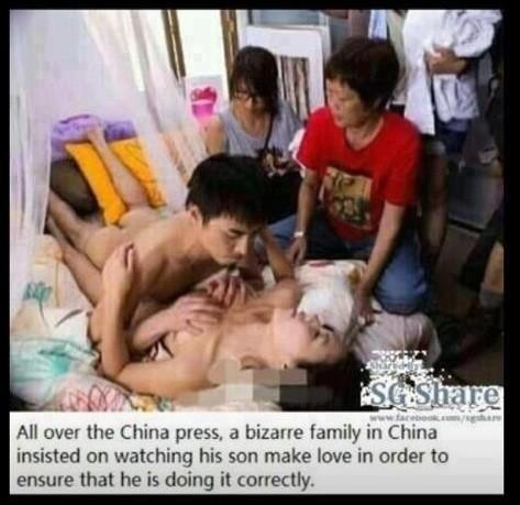 WARNING: Parental guidance is strictly advised!