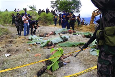 Maguindanao massacre.